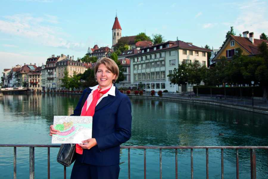 Interlaken Tourismus Guided Tour Thun