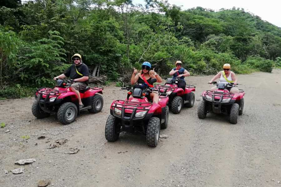 CongoCanopy.com ATV Beach Lovers Tour