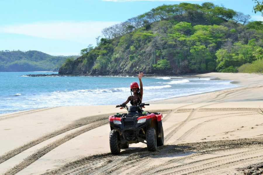 CongoCanopy.com ATV Beach Tour