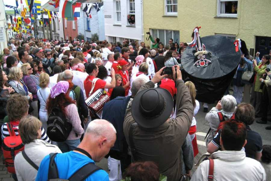 Oates Travel St Ives PADSTOW 'OBBY 'OSS