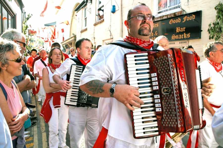 Oates Travel St Ives PADSTOW 'OBBY 'OSS, TUESDAY 1ST MAY