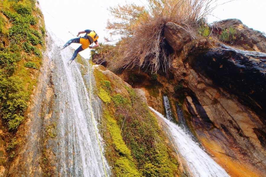 """TURURAC. Turismo Activo y de Aventura RAVIN """"ESTRET DE PENYES"""""""