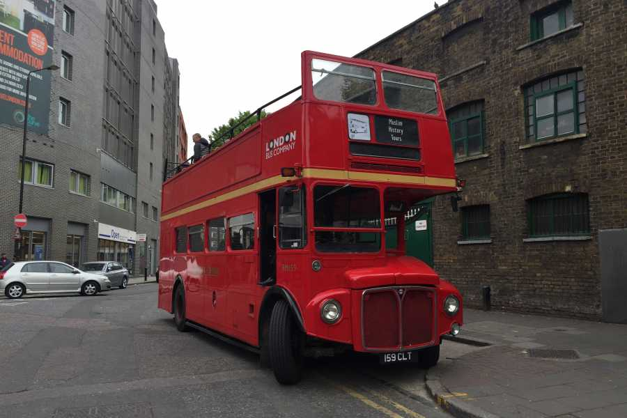 Muslim History Tours London Muslim Sightseeing Bus Tour