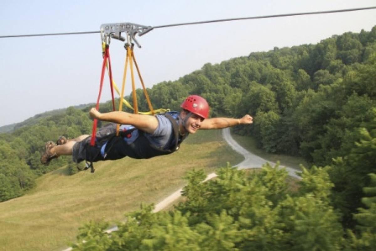Dream Vacation Builders Catalina Zipline  + Round Trip Transfers