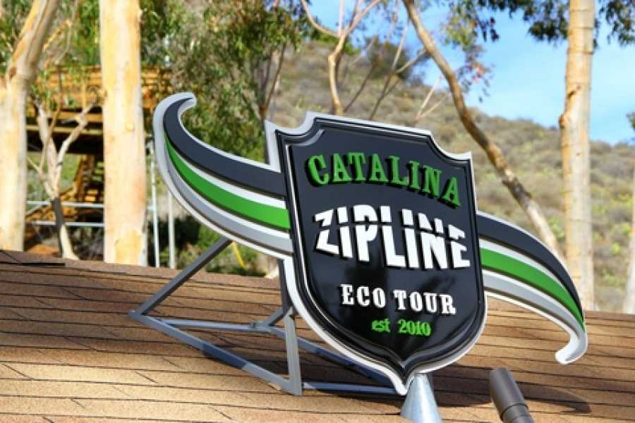 Dream Vacation Builders (CX3) Catalina Express + Zipline  + Round Trip Transfers