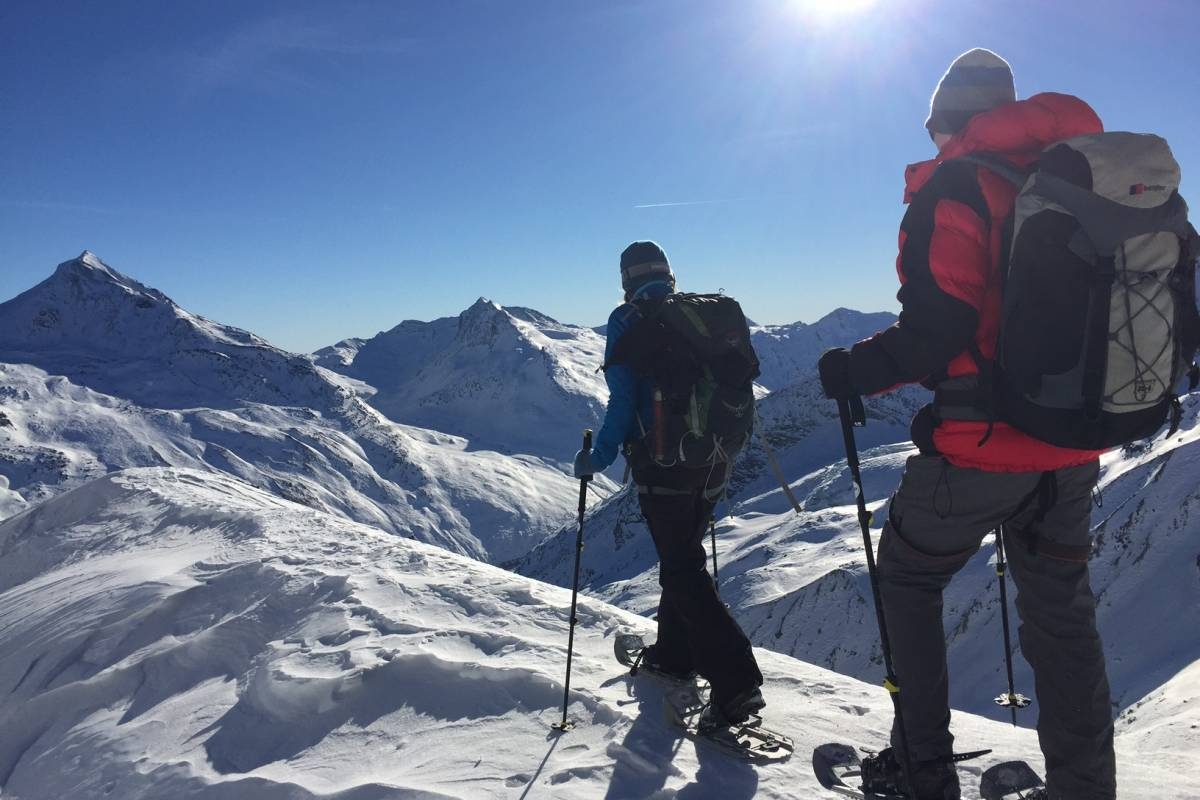 Saas-Fee Guides Winter Adventure Package - Hotel Marmotte