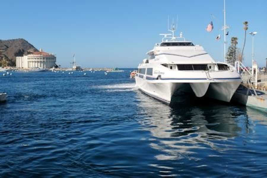 Dream Vacation Builders (CX2) Catalina Express  + Avalon Scenic + Round Trip Transfers