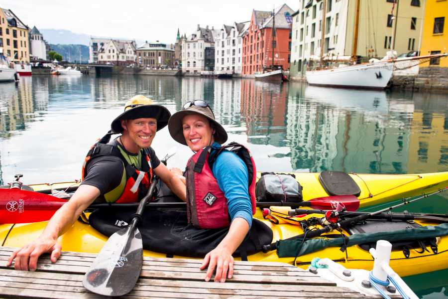 Uteguiden AS Art Nouveau Kayak -  Ålesund