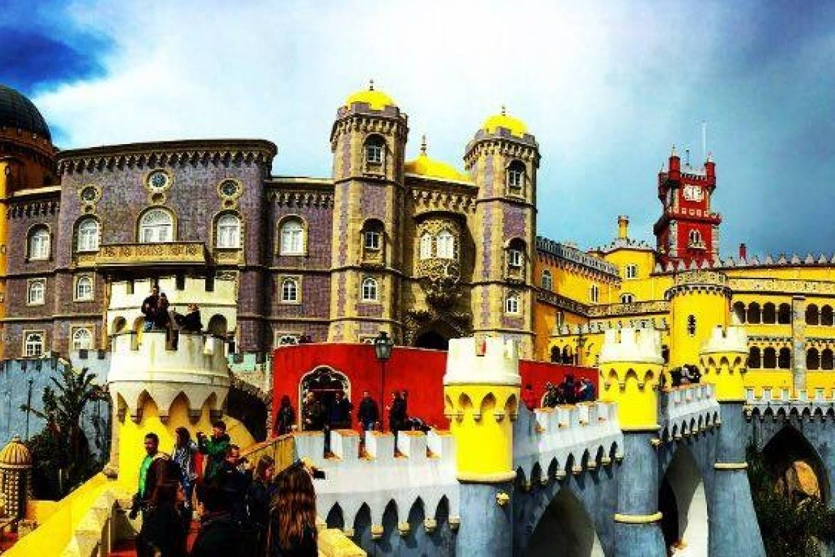 Lisbon On Wheels Private Sintra Tour from Lisbon - Full Day