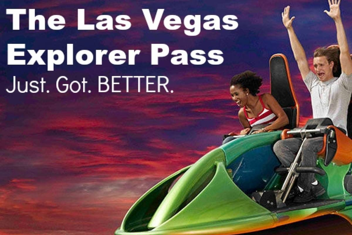 Southern California Ticket & Tour Center Las Vegas Explorer Pass