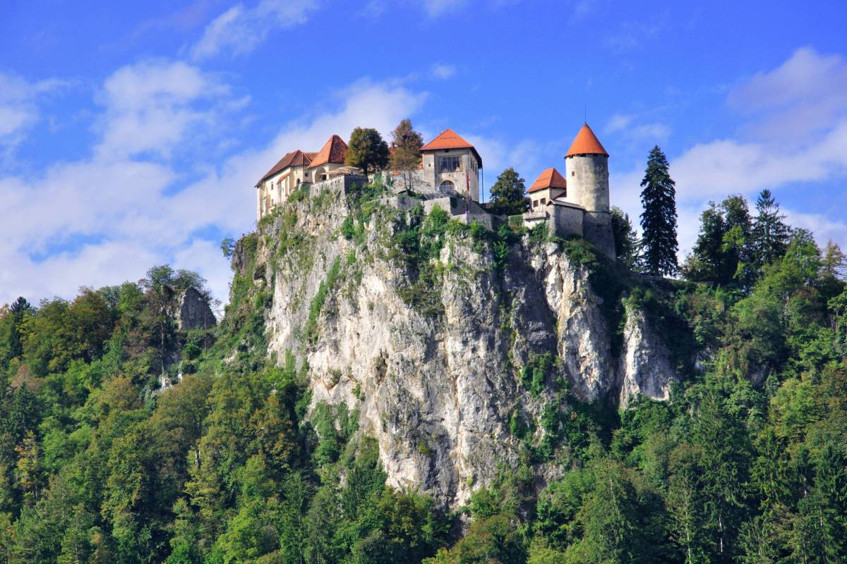 Kompas d.d. Lake Bled & Medieval Town of Radovljica with Lunch - Taste of Tradition