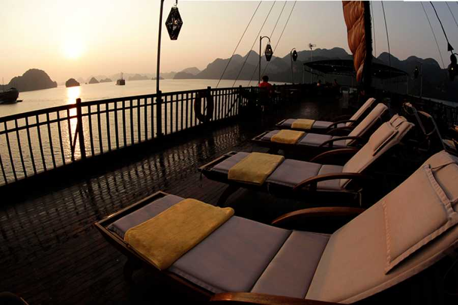 Friends Travel Vietnam Garden Legend Cruise | Halong Bay 2D1N