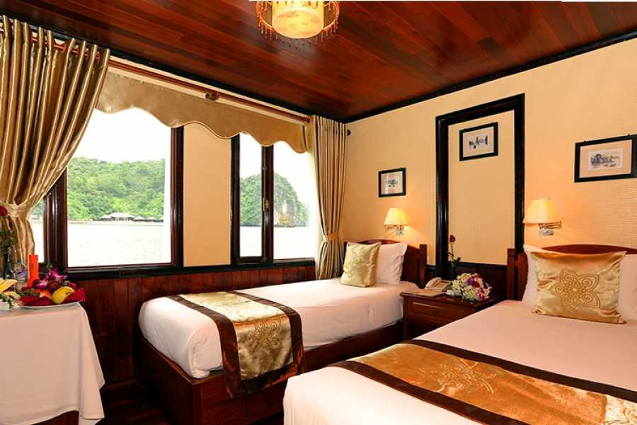 Friends Travel Vietnam Garden Legend Cruise | Bai Tu Long Bay 3D2N