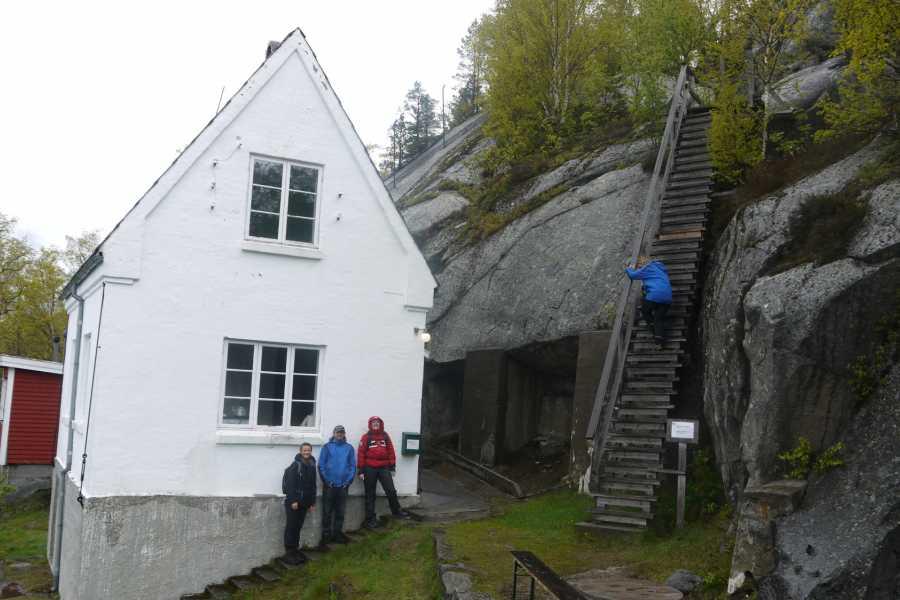 Stana Gard Lilletopp in Tyssedal