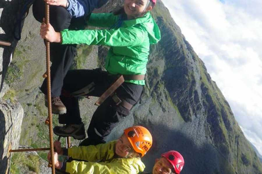 HONISTER SLATE MINE LIMITED Via Ferrata Classic