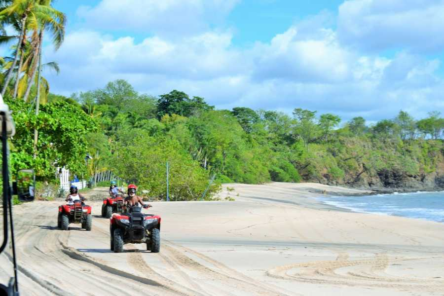 CongoCanopy.com Mountains & Beaches ATV Combo