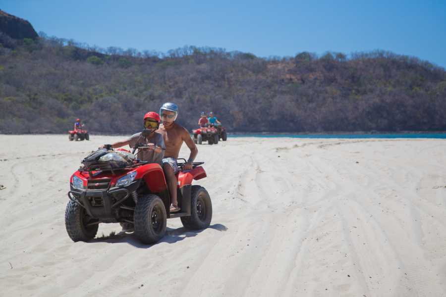Congo Canopy Mountains & Beaches ATV Combo