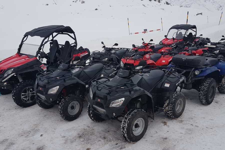 BuggyPark by HB-Adventure Switzerland Geführte  4*4 Quad/Buggy-Tour zum Berninapass