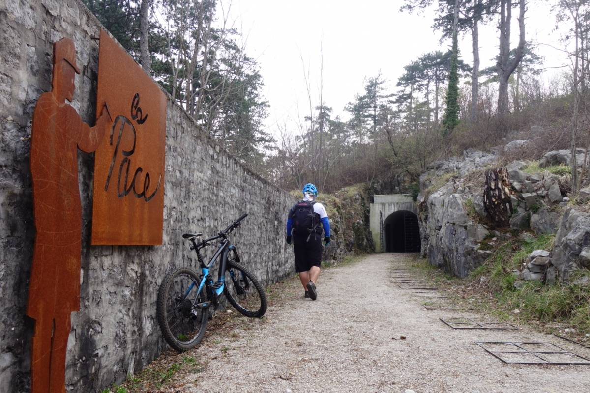 Ride around The path of the1st world war