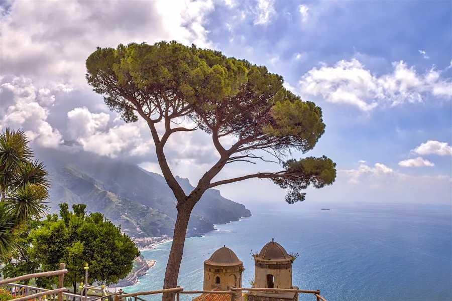 Travel etc Transfer from Positano to Amalfi or Viceversa