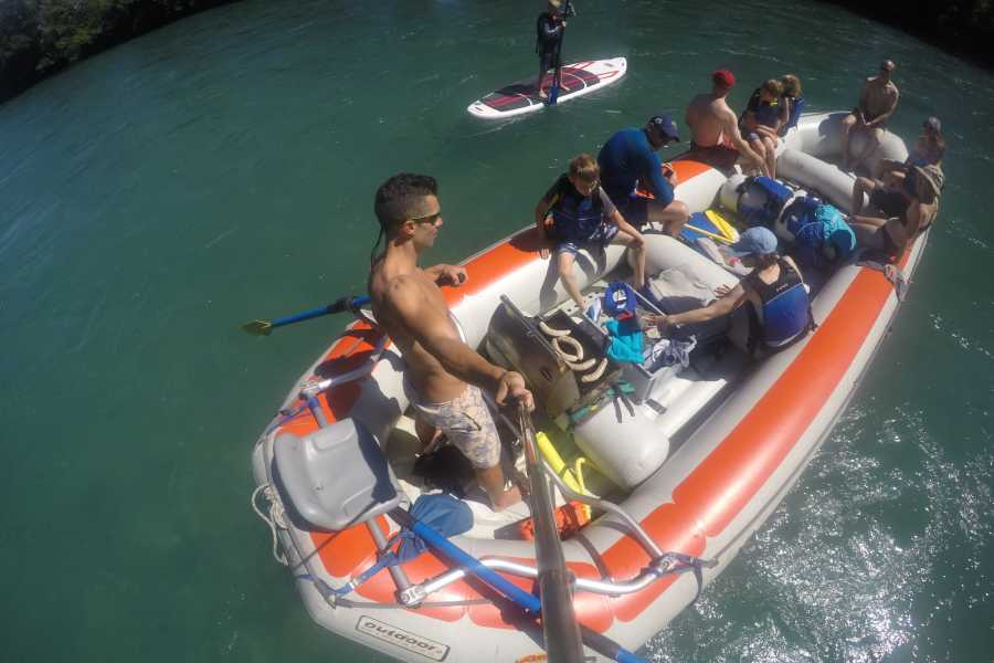 Outdoor Interlaken AG Aare Float Trip
