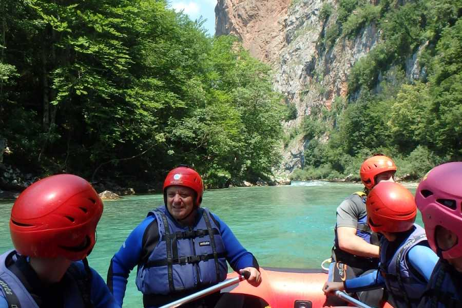 HungaroRaft Kft Tara és a Durmitor ǀ Kalandtúra Montenegróban 2