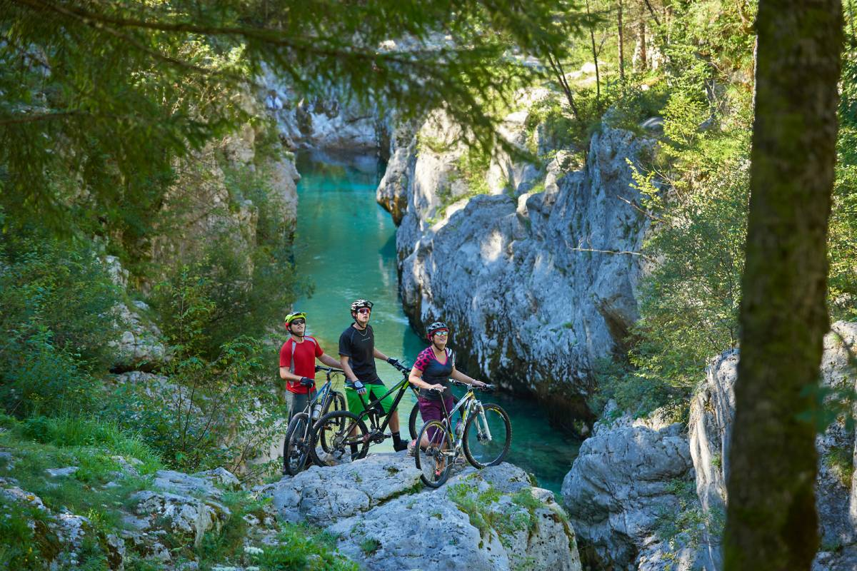 Nature Trips Slovenia - Multiactivity Week in Soča Valley
