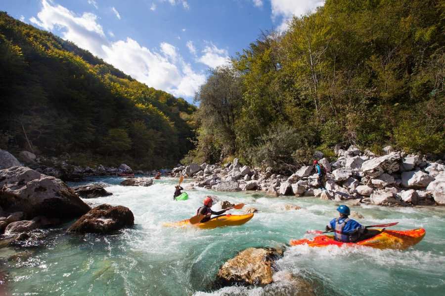 Nature Trips Slovenia - Multiactivity Week in Soca Valley
