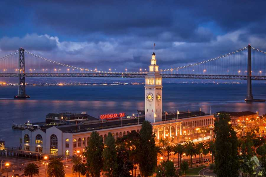 Dream Vacation Builders Family Hop Pass San Francisco