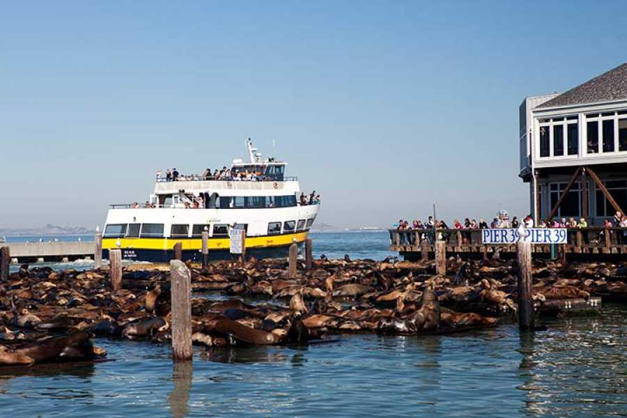 Dream Vacation Builders Bus & Boat Adventure PASS San Francisco