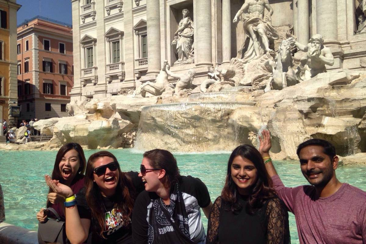 Italy on a Budget tours THE BEST OF ROME - 4 DAYS/3NIGHTS