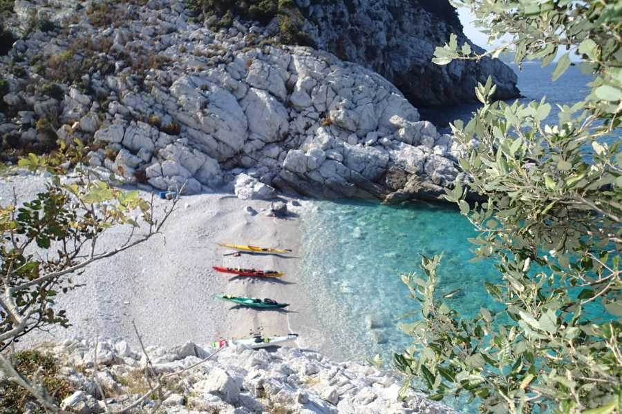 Leventis 360 IKE Pelion Sea Kayaking