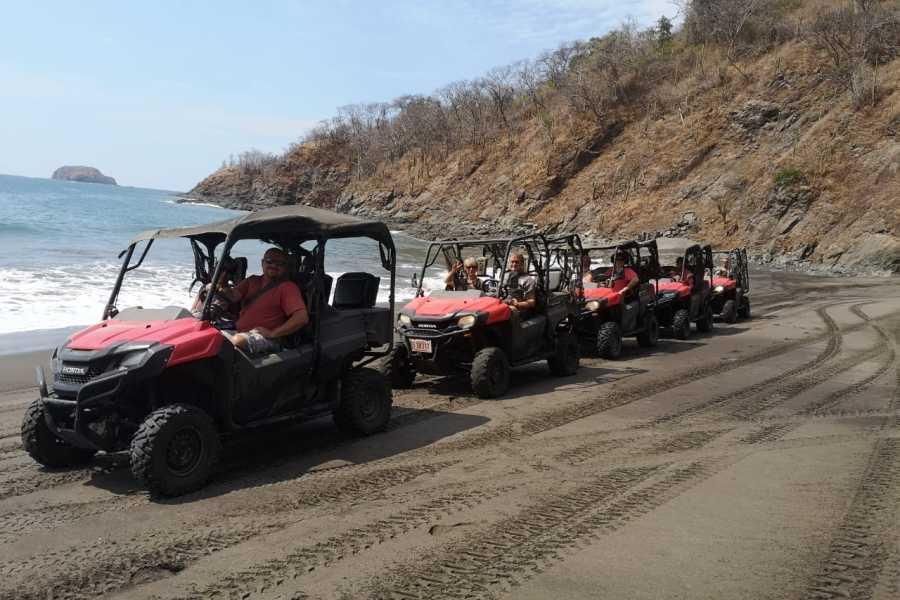 Congo Canopy Side X Side Honda Beach Tour
