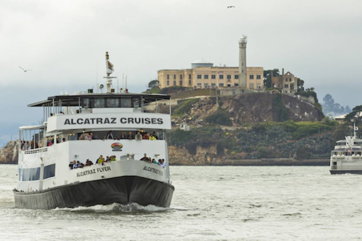 Dream Vacation Builders Alcatraz Island Tour