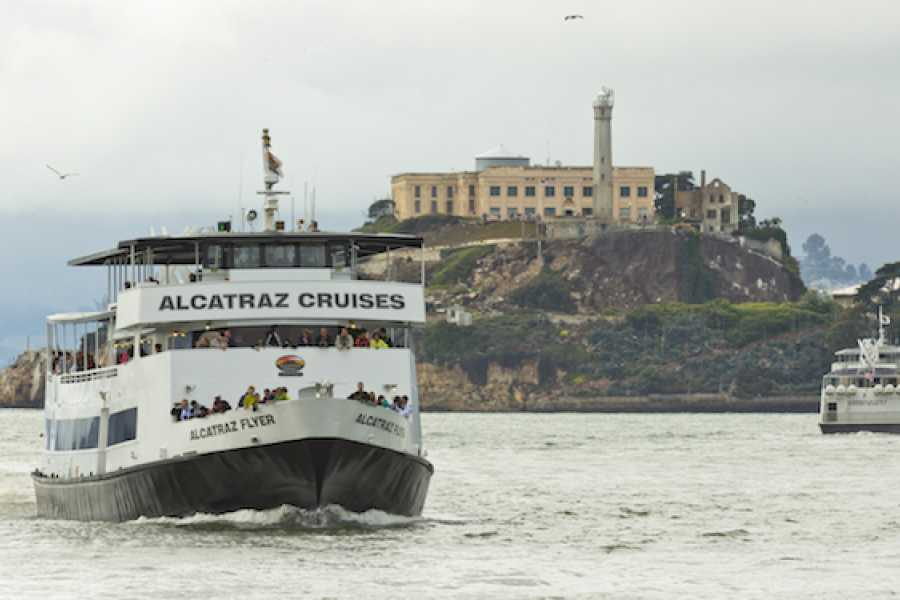 Dream Vacation Builders Alcatraz Island Tour San Francisco