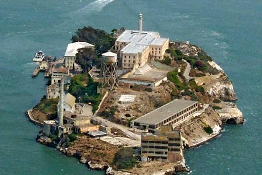 Dream Vacation Builders Alcatraz Island Tour San Francisco