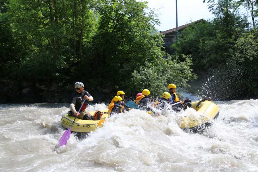 Outdoor Interlaken AG River Rafting Simme