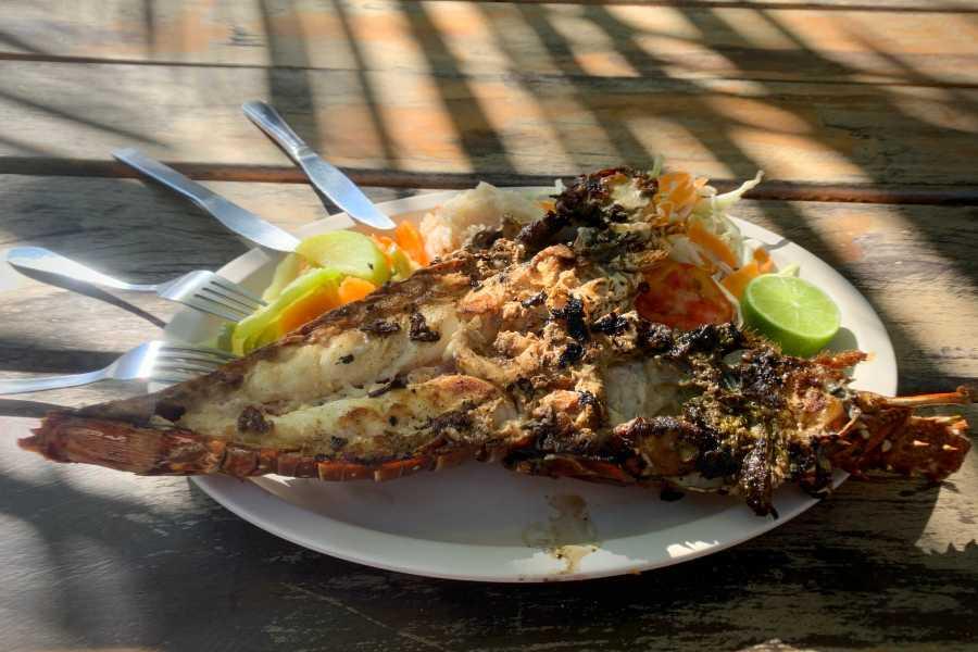 Krain Concierges ATV Beach and Lobster Tour