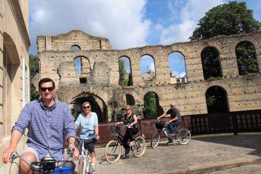 Rustic Vines Bordeaux Bike Tour