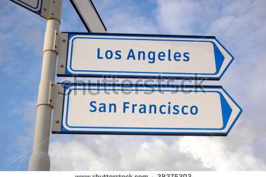 America On Bus 4 Days Los Angeles City Tour, Disneyland(or San Diego), Universal Studios with Airport Transfer