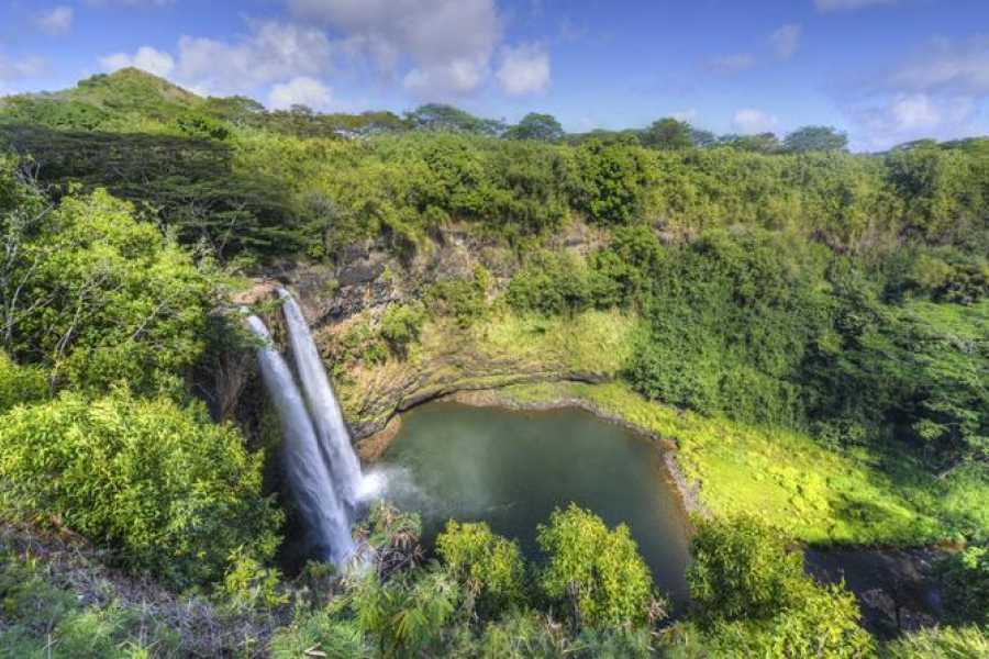 Dream Vacation Builders Hawaii Island- One Day Hilo Volcano Special Tour From OAHU