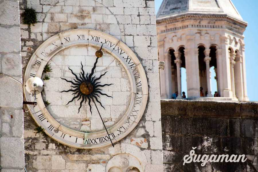Sugaman Tours Split Walking Tour