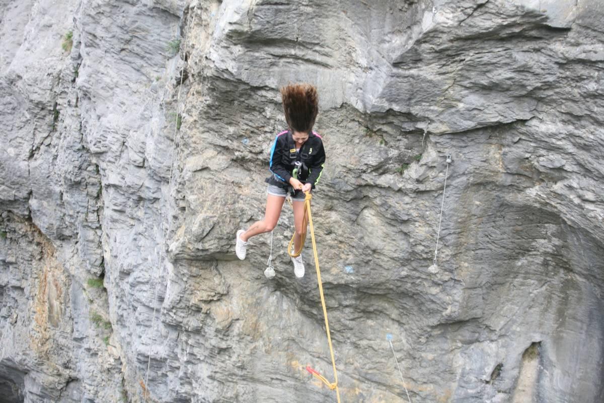 Outdoor Interlaken AG Saute-canyon