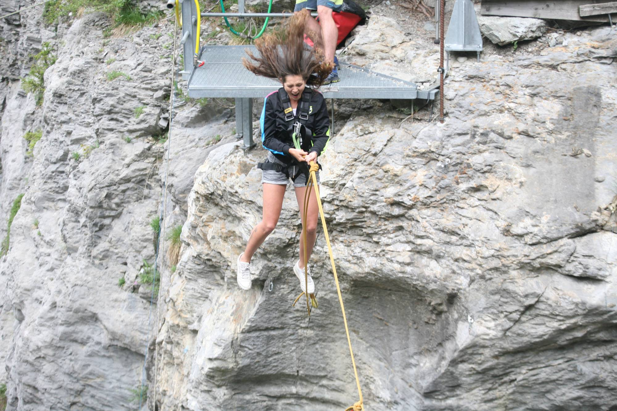 Canyon Swing Outdoor Interlaken Harness Ag