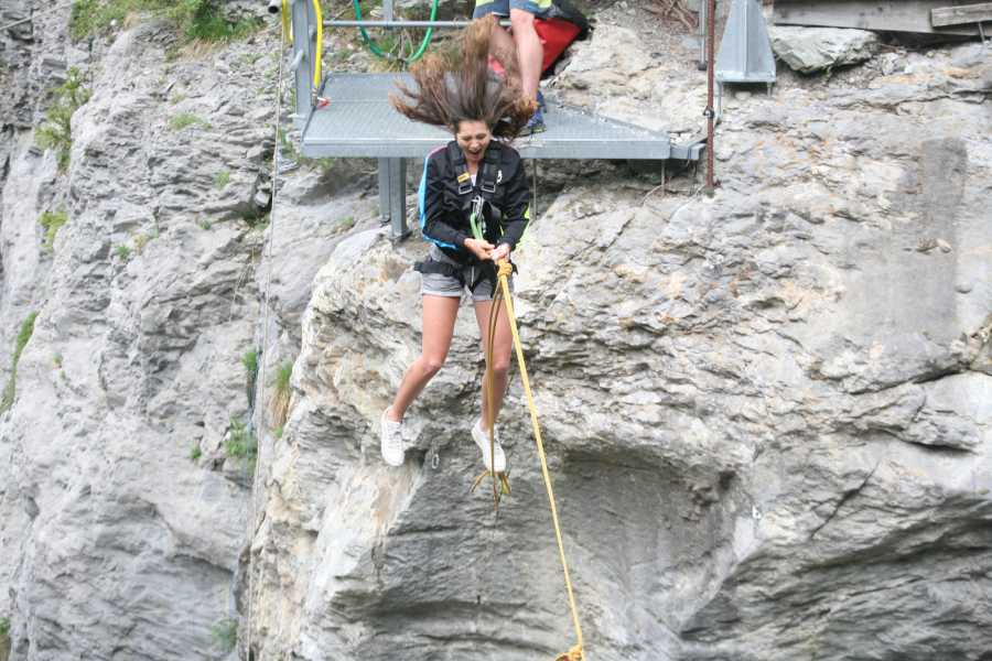 Outdoor Interlaken AG 峡谷秋千 (Canyon Swing)