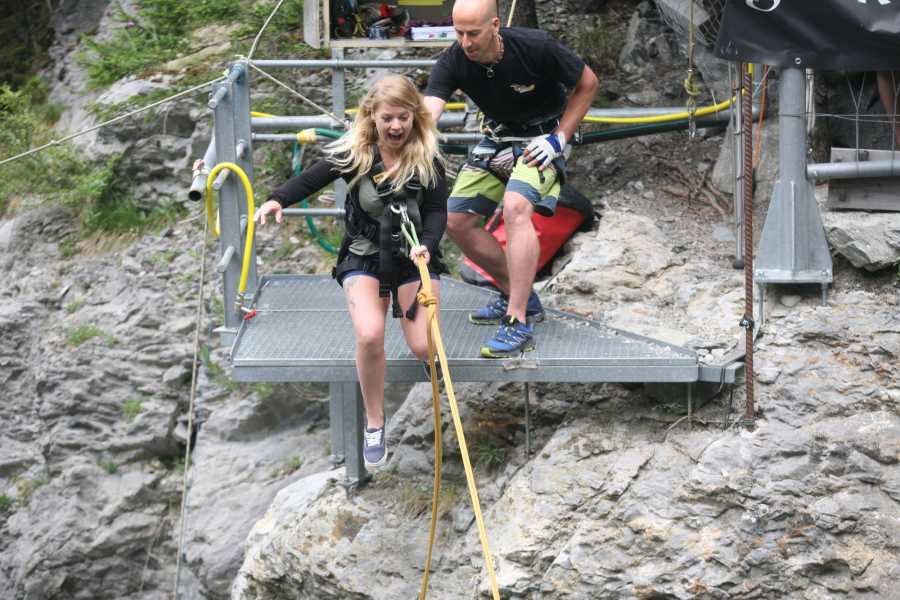 Outdoor Interlaken AG Saute-canyon