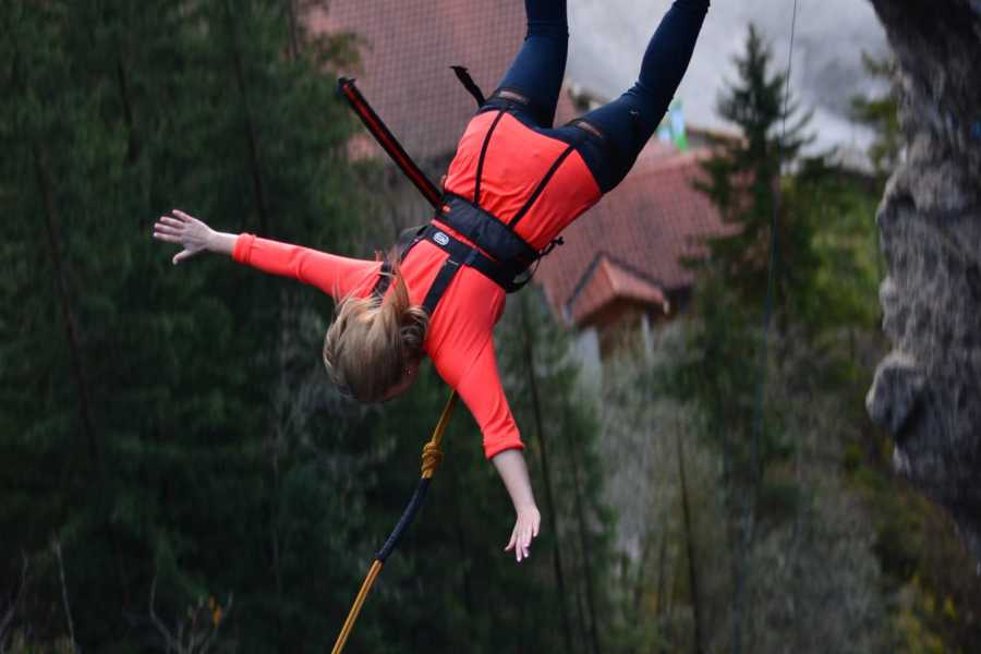 Outdoor Interlaken AG 캐년 스윙 (Canyon Swing)