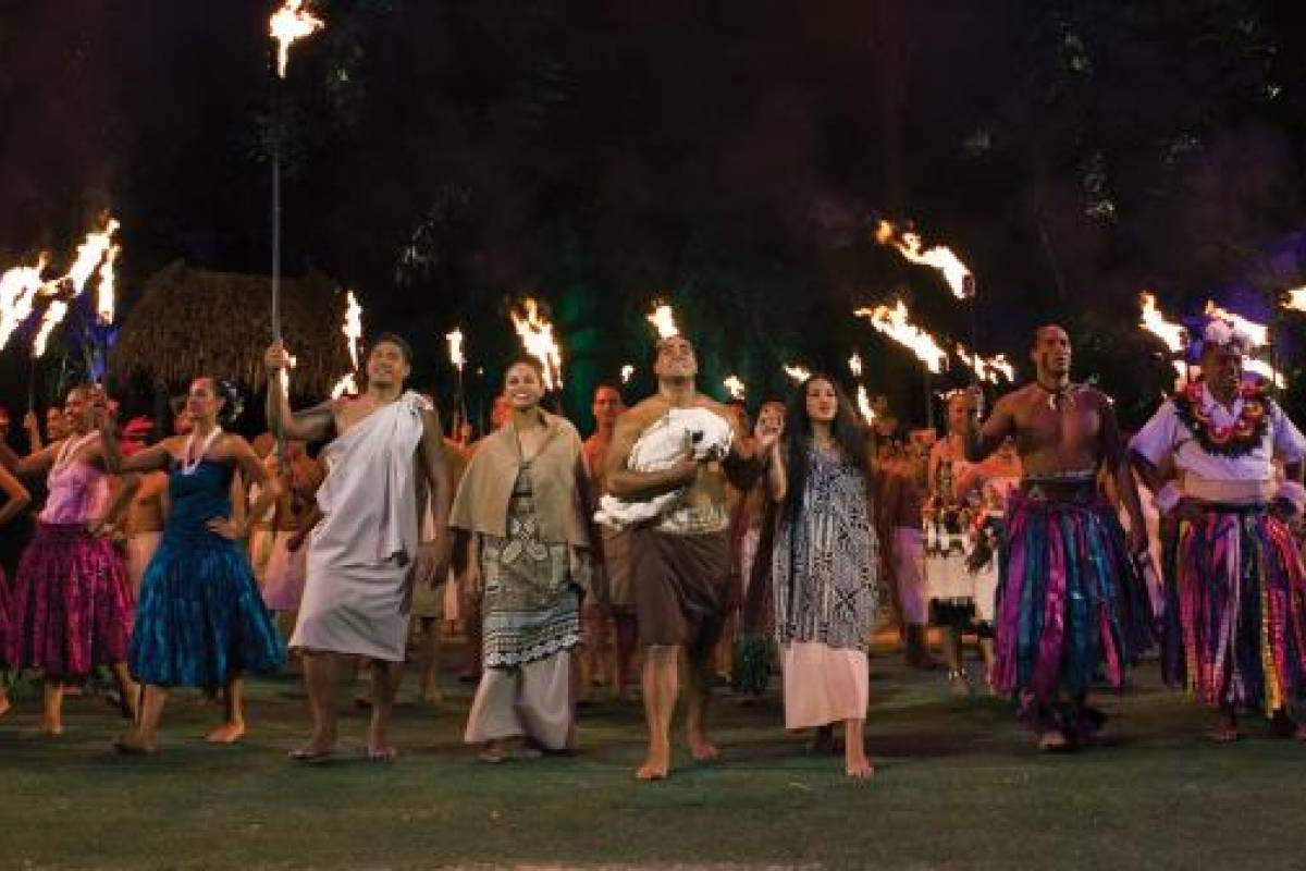 Dream Vacation Builders Oahu- Polynesian Cultural Center