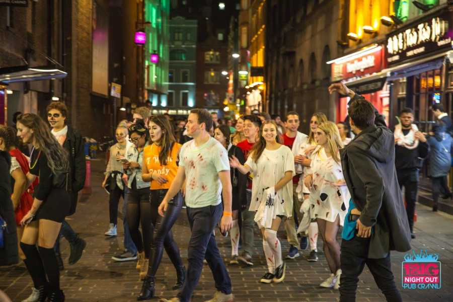 1 Big Night Out Events - London 1 Big Night Out - London's Biggest Daily Guided Pub Crawl