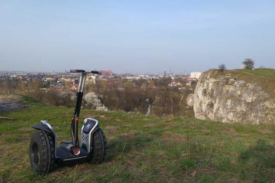 Cruising Krakow Tours & Rentals Offroad Extravaganza Segway Tour
